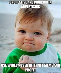 Profit Meme - q a how can i use memes to advertise inbound marketing
