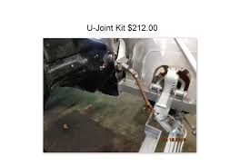100 chevrolet u joints u joint replacement help ls1tech