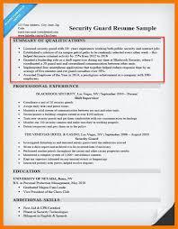 Qualification Resume 7 Summary Of Qualification On Resume Mbta Online