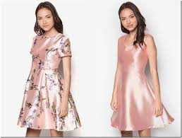 dresses to wear on new years quartz pink dress ideas for new year 2016