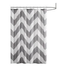 gray u0026 silver shower curtains you u0027ll love wayfair