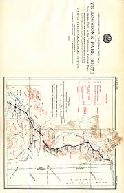 Yellowstone Park Map Up U0027s Yellowstone Special Part 2