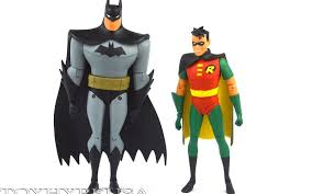 dc collectibles batman animated series robin review toy hype usa
