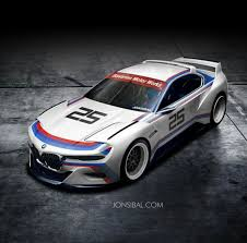 bmw concept csl heritage livery bmw 3 0 csl hommage by jonsibal
