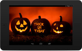 halloween background tombs halloween pumpkin wallpapers android apps on google play