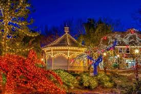 christmas in peddler u0027s village u2014 visit philadelphia u2014 visitphilly com