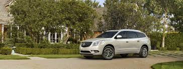 2017 buick enclave mid size luxury suv buick