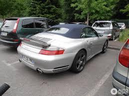 porsche cabriolet turbo porsche 996 turbo s cabriolet 15 june 2013 autogespot