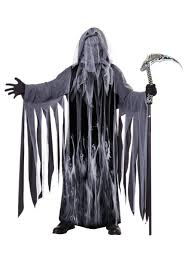 voice changer spirit halloween men u0027s soul taker costume