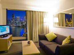 Getaway From The Everyday Adina Apartment Hotel Brisbane - One bedroom apartments brisbane