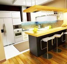 furniture kitchen set kitchenset dan meja bar kuning hitam akram furniture