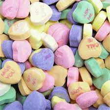 conversation hearts necco candy wafers and more classic conversation hearts 5lb