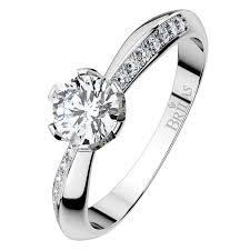 zasnubni prsteny michaela white luxusní zásnubní prsten v bílém zlatě brilas