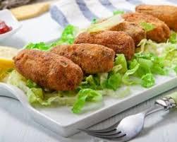 cuisiner reste poulet recette de croquettes de pommes de terre aux restes de poulet rôti