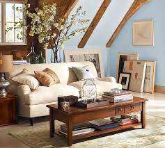 pottery barn style living room pottery barn living room a