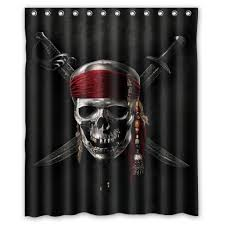 Kids Pirate Bathroom - pirate themed bathroom accessories and decor