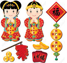 chinese new year celebration clipart clipartpen