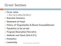 cover letter for grant application marvellous grant cover letter