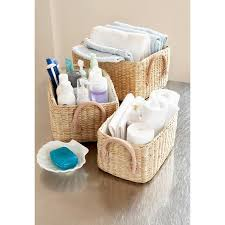 remarkable ideas bathroom baskets 7 services view in full size