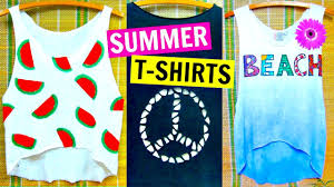 diy clothes easy no sew t shirt ideas inspired by youtube