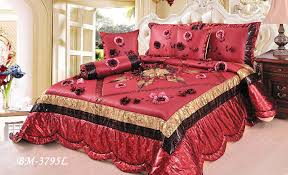 Black And Red Comforter Sets King Christmas Bedding Sets U2013 Ease Bedding With Style