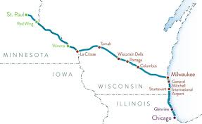 Chicago Red Line Map by Will Plans For 2nd Twin Cities To Chicago Train Keep Chugging