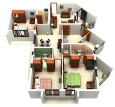 Design House Plans Online Free 4 Bedroom Apartment House Plans 48 3d Home Design Home Layout