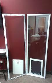 doggie door in glass door dog doors door glass 4 pets