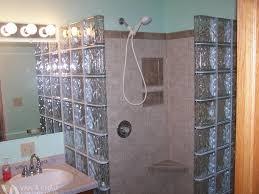glass block bathroom designs block installation glass block partition glass block wall