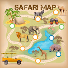 La Zoo Map Zoo Map Clipart Clipartxtras