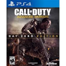 call of duty advanced warfare day zero edition ps4 walmart com