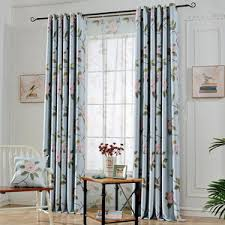 Sage Green Drapes Beige And Sage Green Floral Color Block Curtains