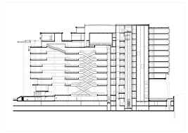Parts Of A Cathedral Floor Plan by Public Library Amsterdam Jo Coenen U0026 Co Architekten Archdaily