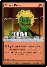 Meme Trading Cards - pepecash venezuela s petrocoin and tokens on top of bitcoin john