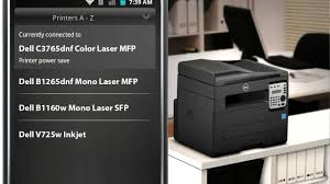 printer app for android dell mobile print app for android