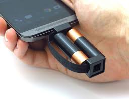 phone charger nipper the world s smallest phone charger gadget flow