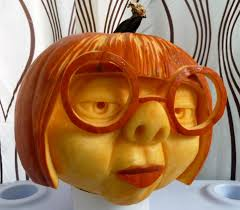 clive cooper u0027s pumpkin carvings have completely won halloween