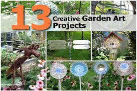 Garden Crafts Ideas Diy Garden Arts Crafts Clublifeglobal