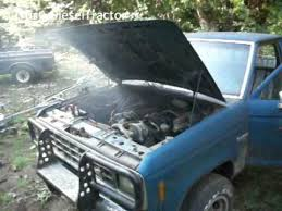 1986 ford ranger 4x4 blowing a 1986 ford ranger 4x4 2 3 4 cylinder