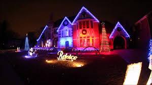 best christmas lights in chicago best christmes lights chicago park ridge 2 youtube