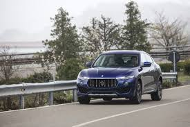 maserati levante blacked out maserati levante suv review pictures maserati levante suv