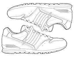 converse shoe color page converse coloring pages converse shoe