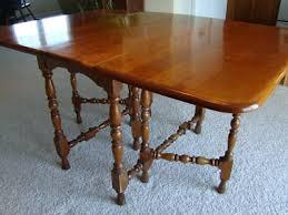 Antique Drop Leaf Table Antique Drop Leaf Table