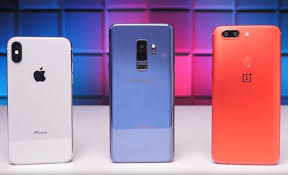 si e samsung samsung galaxy s9 plus e dominat de iphone x si oneplus 5t