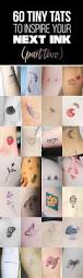 Tiny 2 60 Tiny Tattoos To Inspire Your Next Ink Part 2 Tattooblend