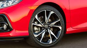 cheap tires for honda civic 2017 honda civic si drive review with photos specifications