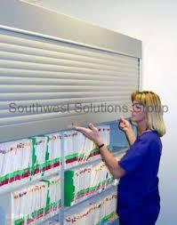 Shutter Door Cabinet Lockable Shelving Doors Security Tambour Door Images