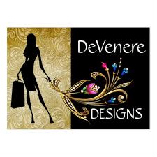 Business Card Fashion Designer Create Your Own Fashion Designer Business Cards Page6
