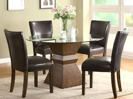 Leather Dining Chairs Canada Leather Chairs Dining Room Chairs In Leather Faux Leather Dining