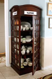 i want this telephone booth china cabinet home pinterest